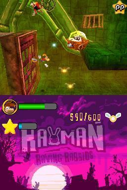 Rayman Lapins Crétins