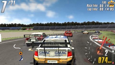 Toca Race Driver 3 challenge
